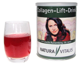 Collagen Lift Drink von Natura Vitalis