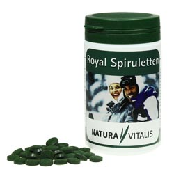 Royal Spiruletten von Natura Vitalis