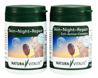 Skin Night Repair Set von Natura Vitalis