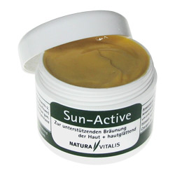 Sun Active Creme von Natura Vitalis